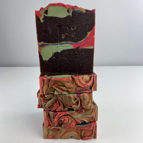 Handmade Coffee Soap Bar