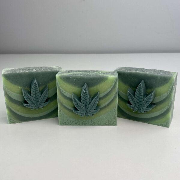 All Natural Hemp Soap Bar