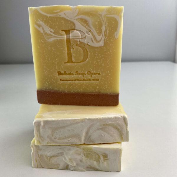 Handmade Sun Soap