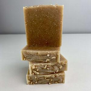 Oatmeal Honey Soap Bar