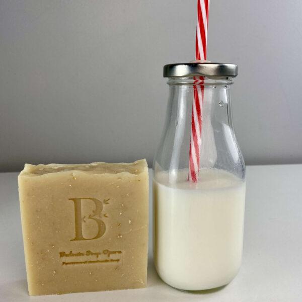 Handmade Goat Milk Soap Bar