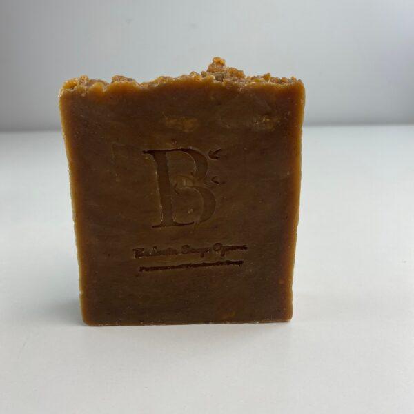 Handemade Pine Tar Bar Soap