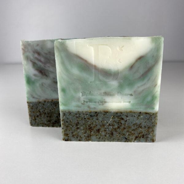 handmade Bedouin Mint Tea Soap
